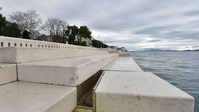 Oštećene su Morske orgulje: Valovi izbacili kamene blokove