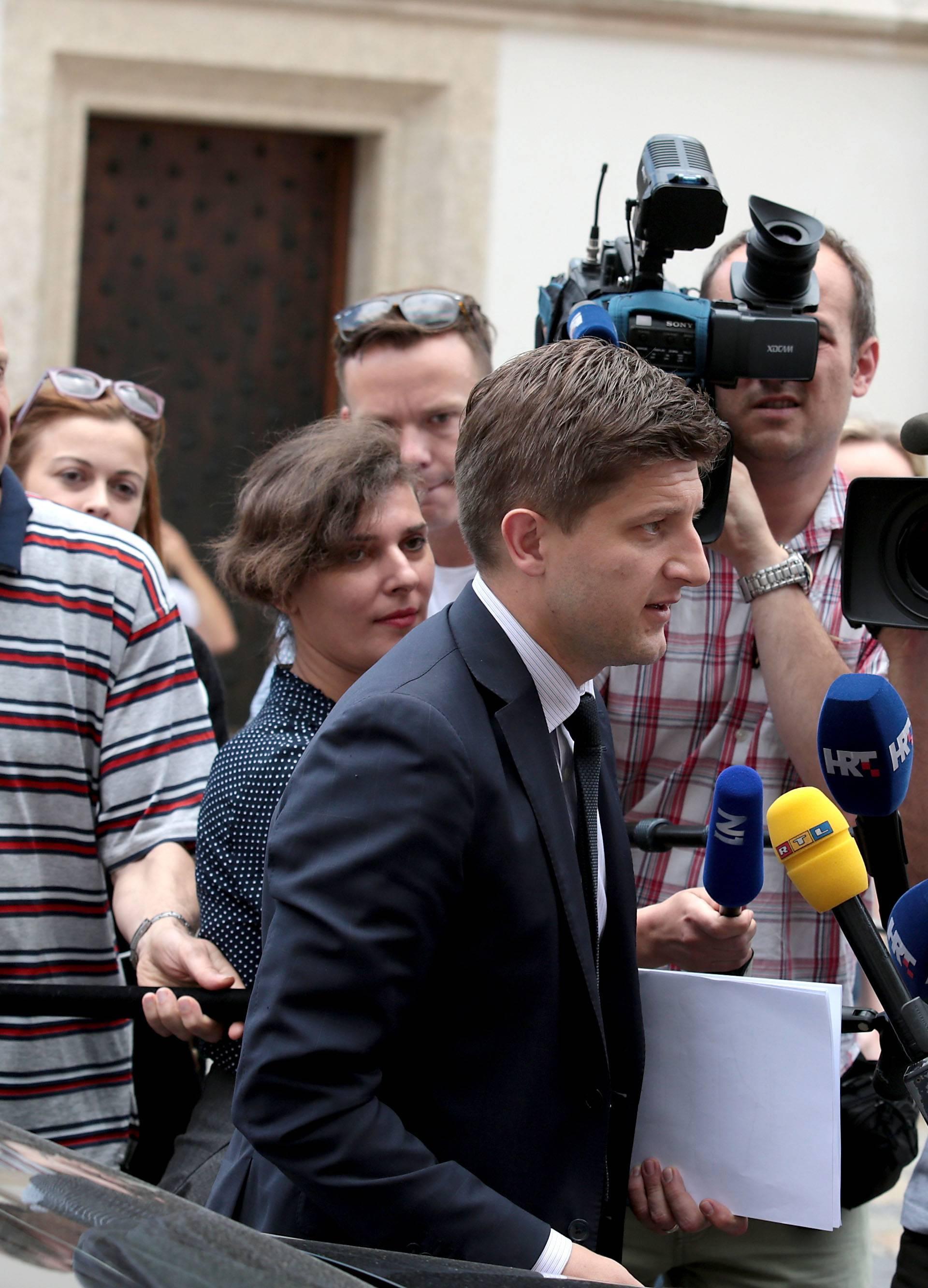 Marić: Moja kandidatura nije pokvarila odnos s Oreškovićem
