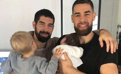 Braća Karabatić: 'Ponosni smo očevi, obitelj nam je svetinja'
