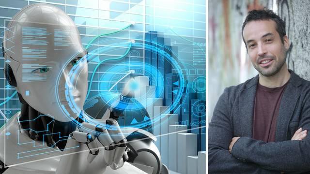 Umjetnu inteligenciju nosimo u džepu i svakog dana uči od nas