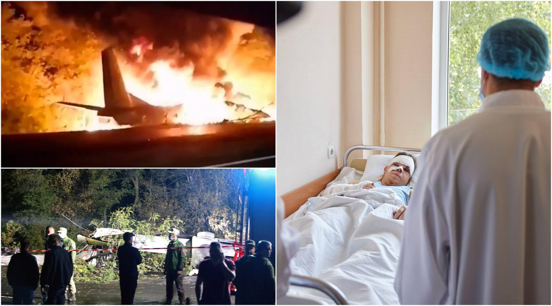 Preživio eksploziju aviona: 'Bilo je kao u igrici. Iskočio sam van i vidio prijatelja u plamenu'