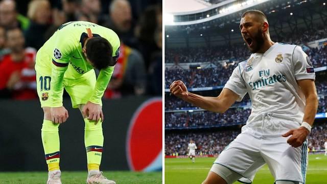 Španjolci odlučili: Benzema bolji od Messija! Francuz kralj La Lige