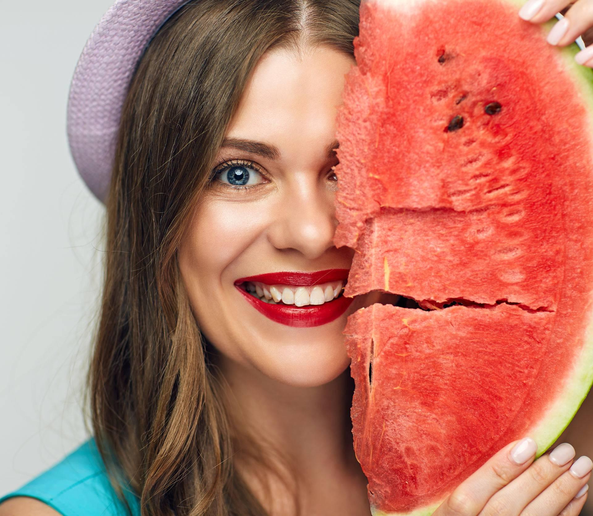 Lubenica u službi ljepote: Kora će vratiti sjaj i hidratizirati kožu