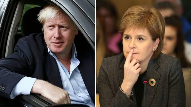 Johnson putuje u Škotsku sad kad ankete pokazuju da je veći dio Škota za nezavisnost