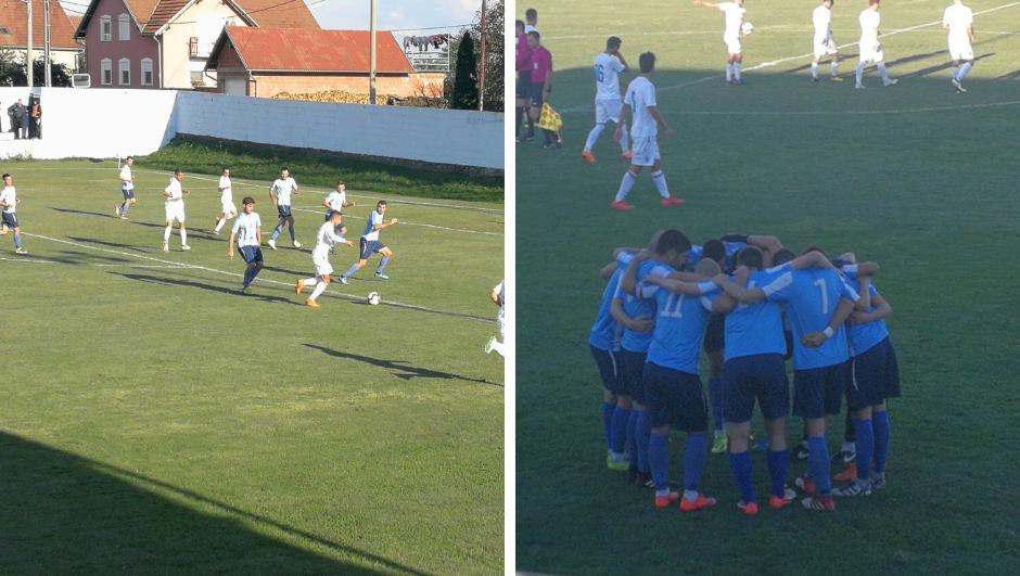 Golčine, čudo Vukovara i fešta nogometa sa Zadranima u kupu