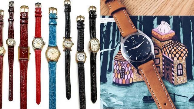 Jer vrijeme je bitno: Vintage sat najbolja je stilska investicija