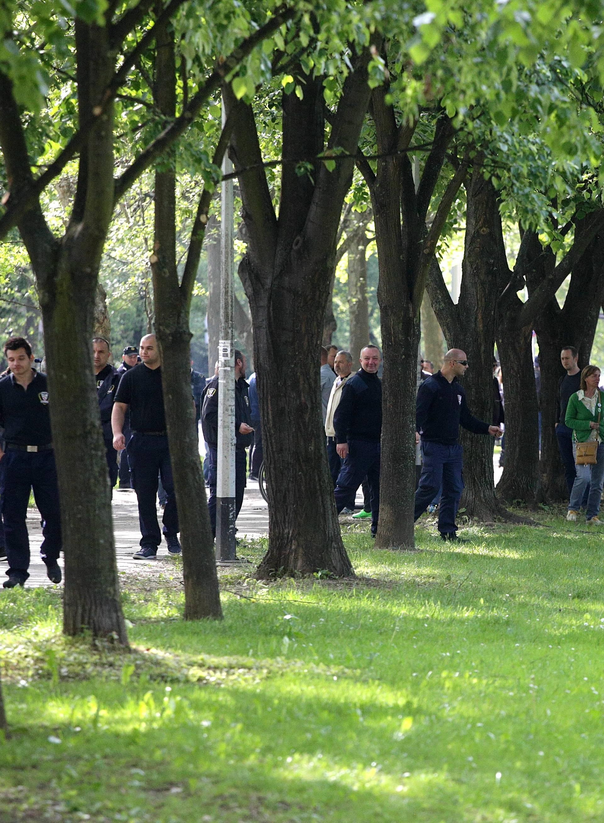 Smirenje situacije: Savica će dobiti crkvu, ali i uređen park?