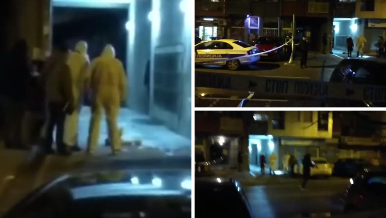 Strava u Novom Sadu: Na ulici je nožem ubio bivšu djevojku