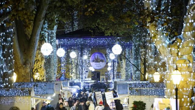 Zagreb: Advent u centru grada