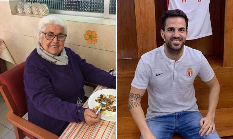 Fabregasova prabaka preboljela koronu: 'Ima 95 i heroina je...'
