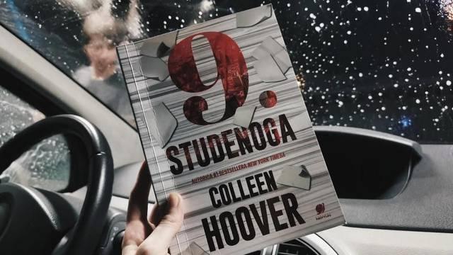 Knjiga '9. studenoga' od Colleen Hoover je pravi roman o ljubavi u kojem očekujte neočekivano