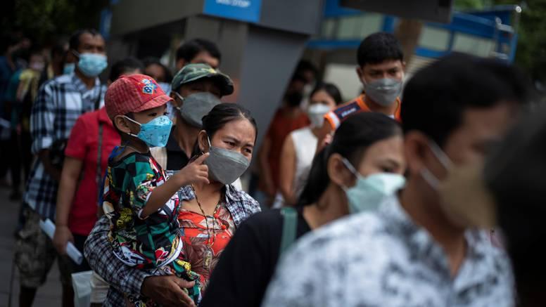 Tajland se otvara za cijepljene posjetitelje iz desetak država