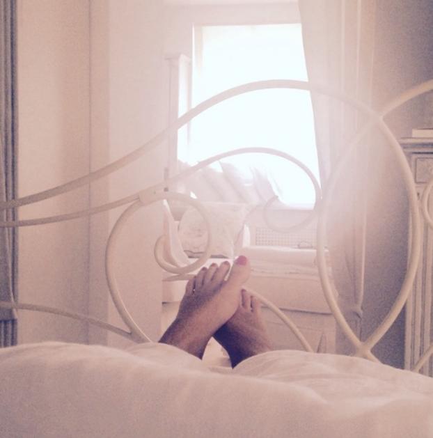 Mia odmara u samoizolaciji, a pratitelji oduševljeni stanom...