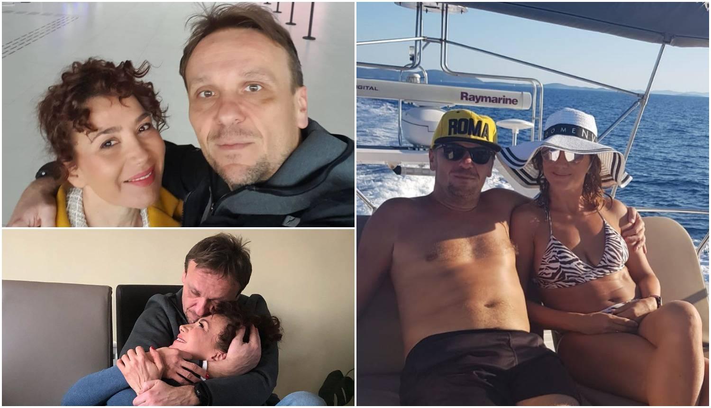 Ecija slavi godišnjicu braka: 'Mi zajedno plovimo već 11 godina'