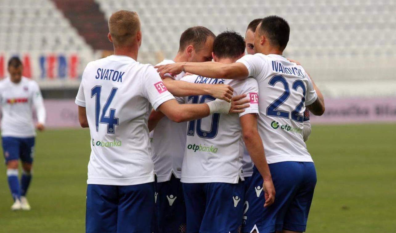 Hajduk oprezan: 'Ne smije nam klub s dna pokvariti planove...'