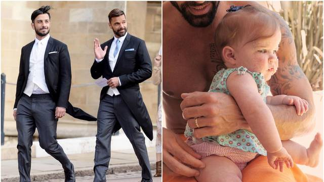 Ricky Martin upoznao je  muža preko Twittera, sad imaju djecu