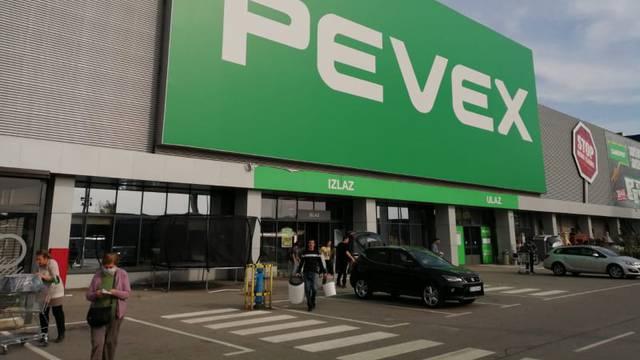 Kupci Pevexa: Zadovoljni smo s mjerama prevencije od korone