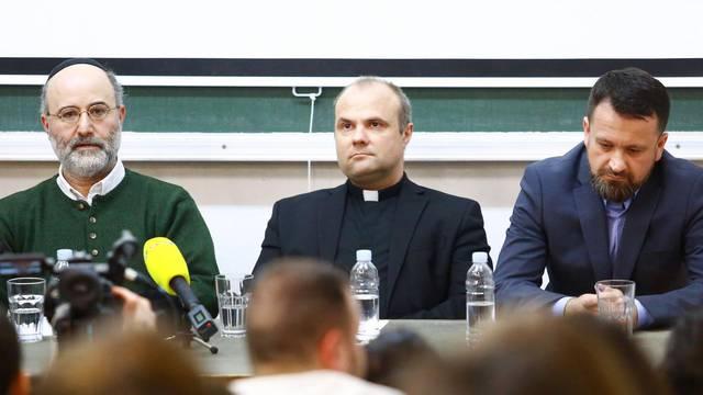 """Zagreb: Na Filizofskom fakultetu održano predavanje """"Percepcija i uloga žene u monoteističkim religijama"""""""