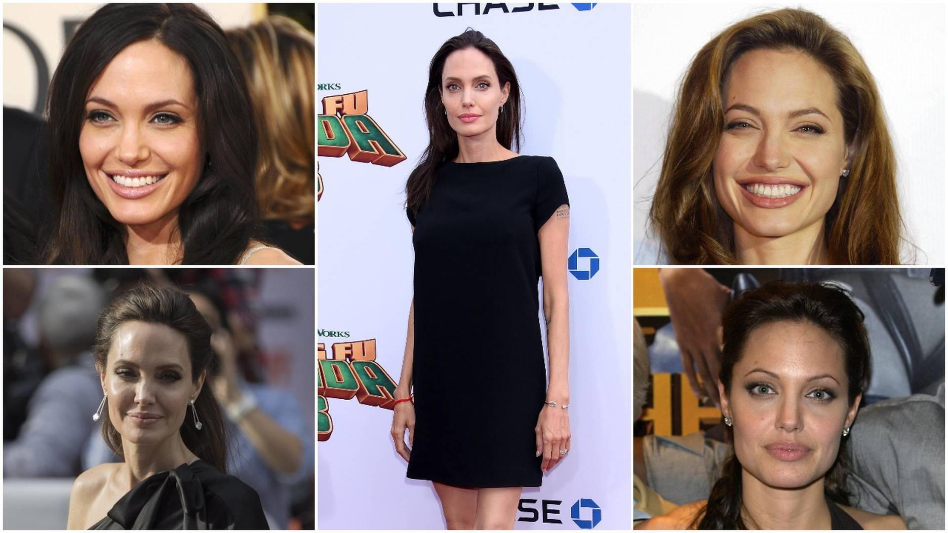 Jolie je htjela biti pogrebnik, a sa 16 godina se osamostalila