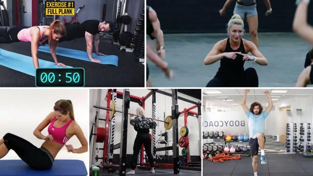 Ovih 5 videa su najpopularniji za mršavljenje i vitku liniju...