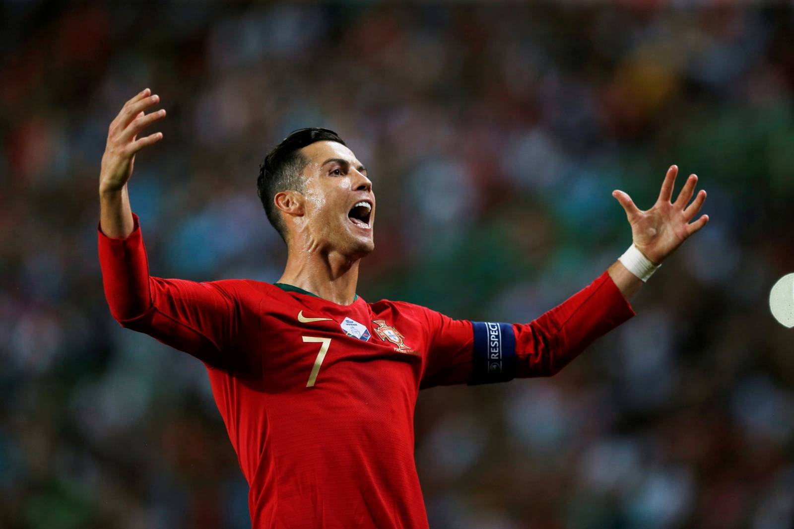 Euro 2020 Qualifier - Group B - Portugal v Luxembourg