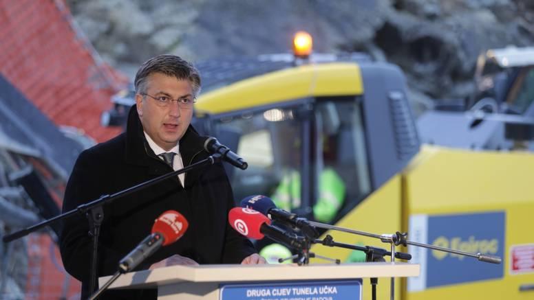Projekt od 1,5 milijardi kuna: Počeli kopati drugu cijev Učke, kroz tunel za tri i pol godine