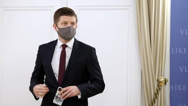Zagreb: Ministar Zdravko Marić komentirao novo izvješće o kreditnom rejtingu RH
