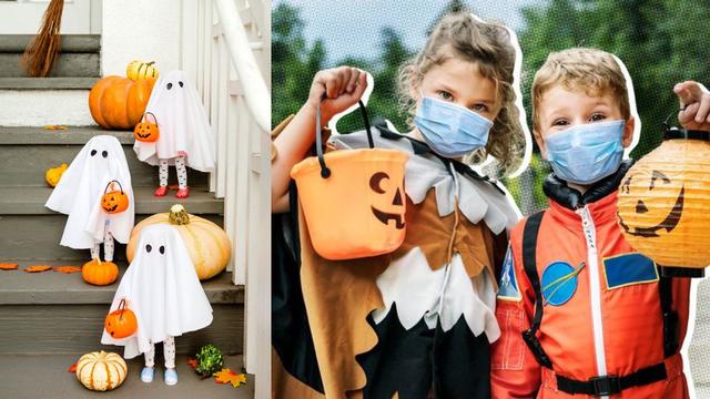 Halloween u pandemiji: Ukleta garaža, strašne slastice i golemi ukrasi novi su načini zabave