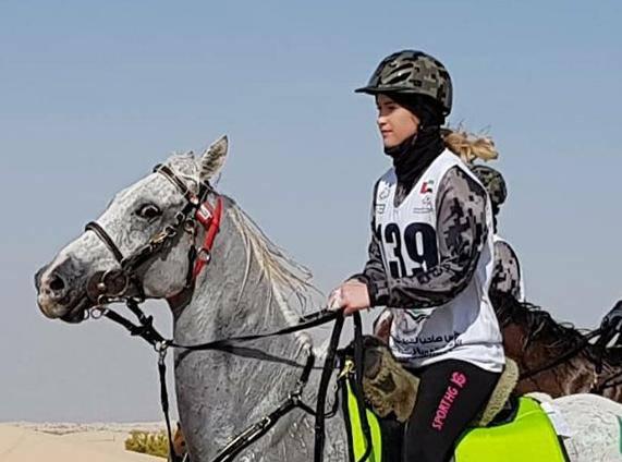 Vratit će se opet: Osvojila je pustinju i zaradila 20.000 eura
