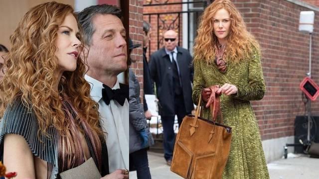 Nicole Kidman u novoj seriji 'Slom' nosi glamurozne boho kapute i luksuzne haljine