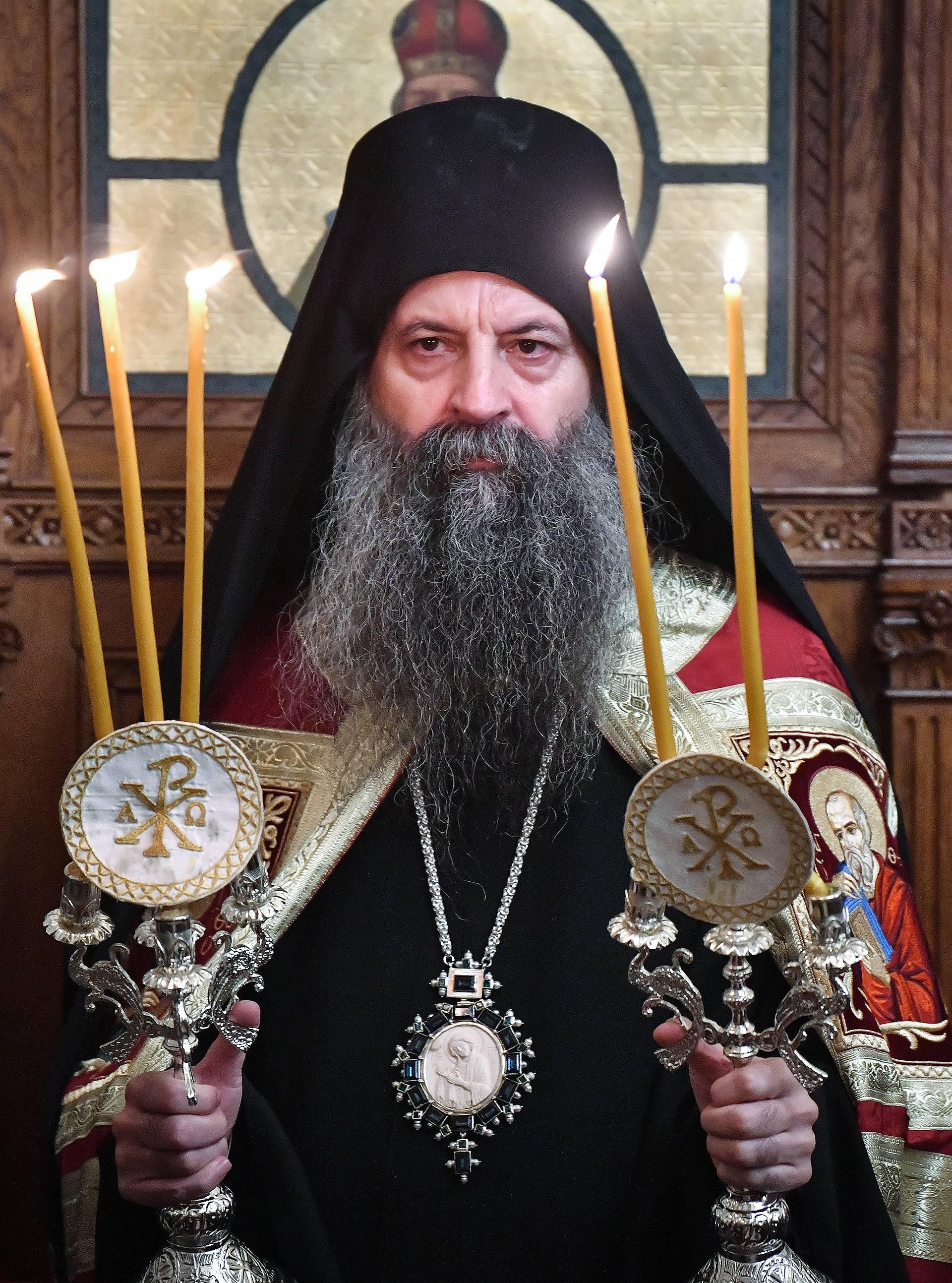 Zagreb: Održano pravoslavno večernje bogoslužje s posvećenjem Badnjaka