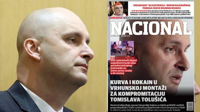 Bile fotomontaže ili ne, Tolušić bi svejedno morao dati ostavku