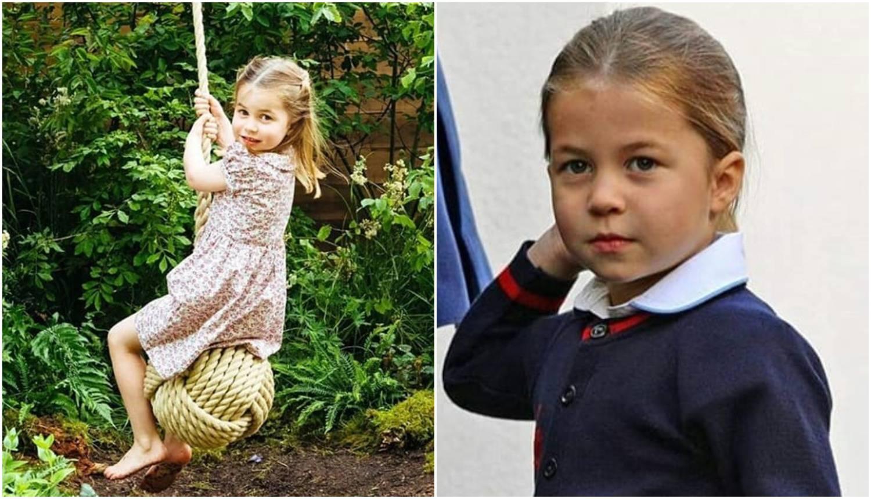 Princeza Charlotte 5. rođendan slavi uz videopoziv s kraljicom