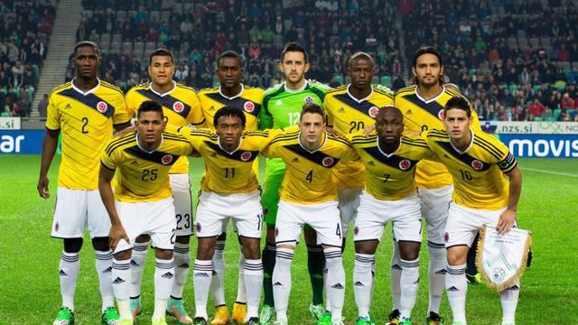 SLO, FS Vorbereitung, Slowenien vs Kolumbien