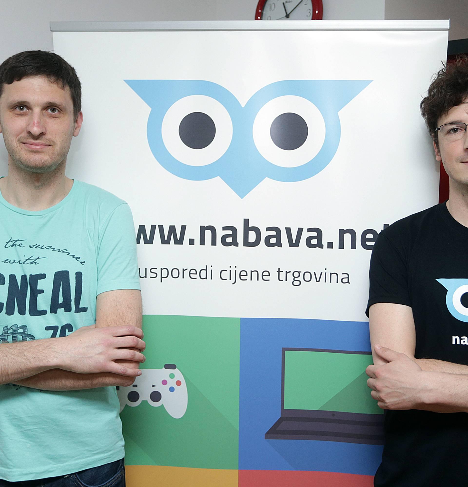 Nabava.net objavila prvu našu aplikaciju za usporedbu cijena