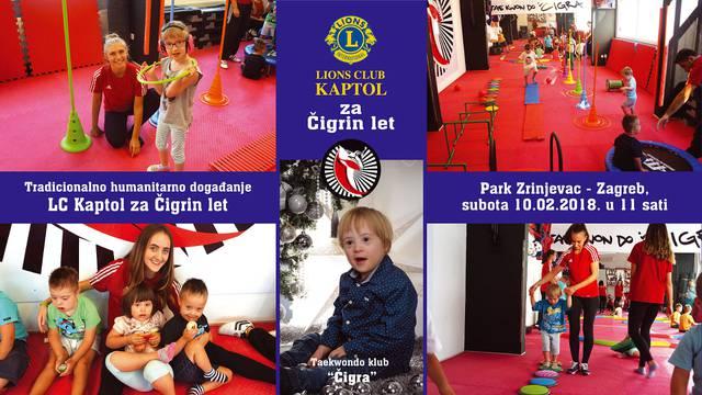 Dođite i podržite humanitarno događanje  LC Kaptol Zagreb
