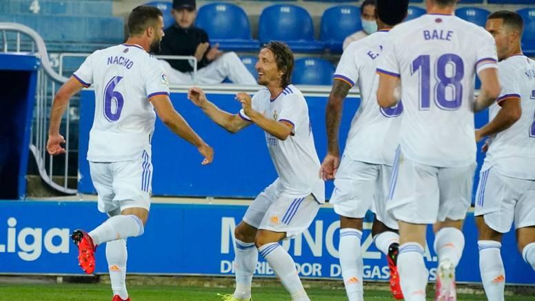 Suigrači se naklonili Modriću: To je njegov gol, Luka je maestro!