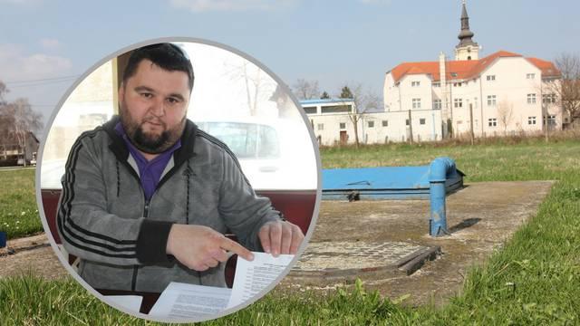 Horor u Slavoniji: Zatrovanu vodu iz slavina piju 28 godina