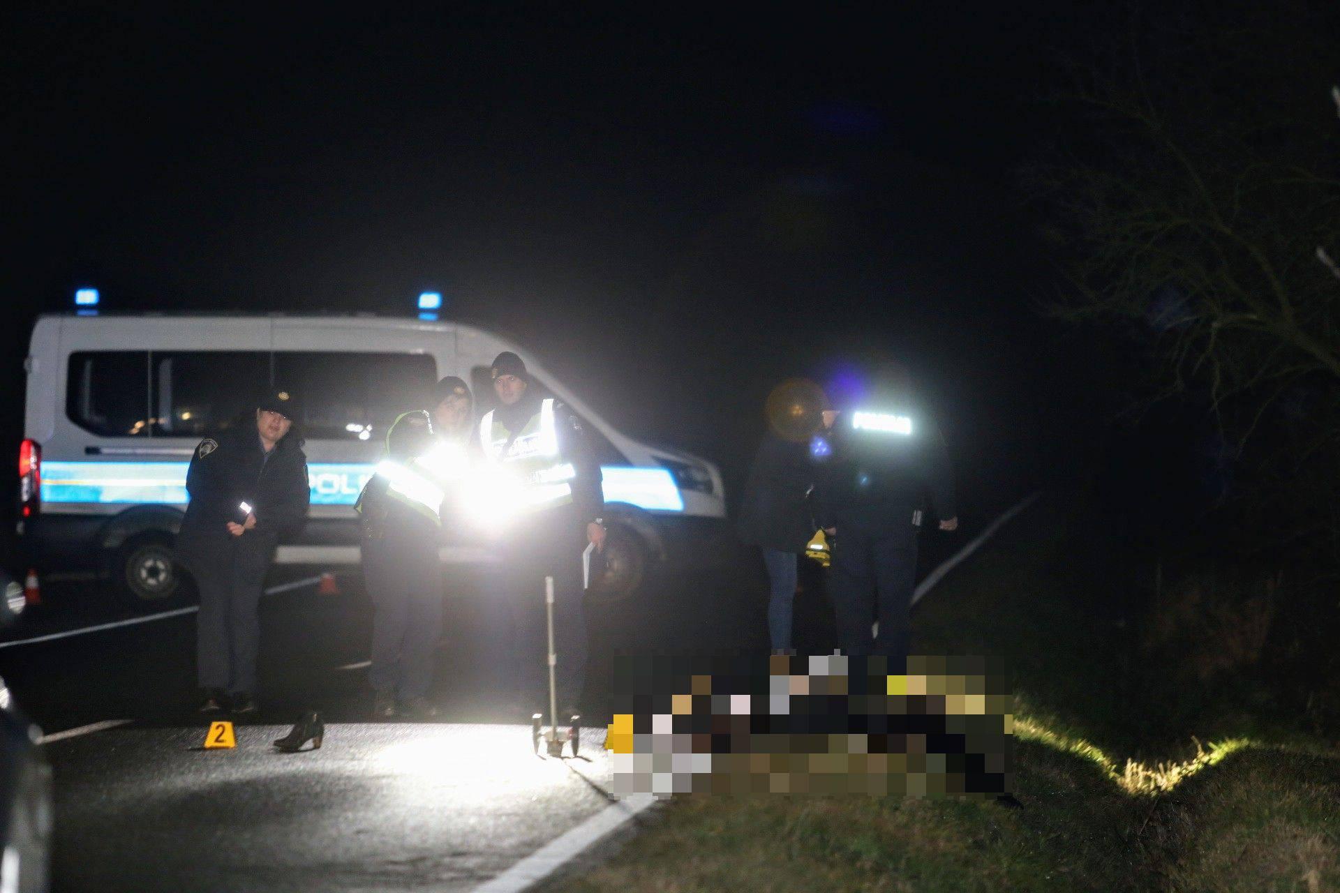 Vozač koji je jučer pregazio pješakinju vozio je VW Passat