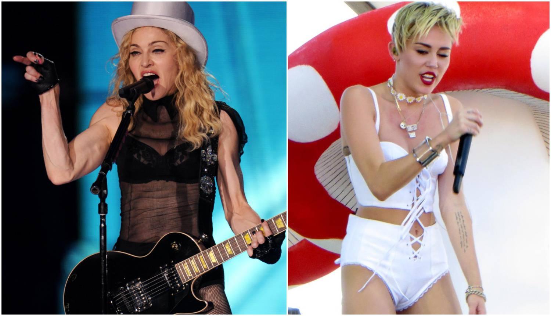 Madonna i Miley odgodile sve zbog korone: 'Prevelik je rizik'