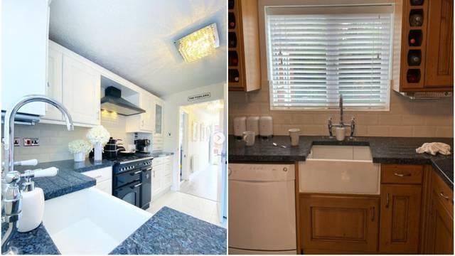 Kuhinju transformirala u samo 24 sata: Sada izgleda odlično!