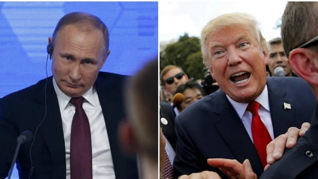 Putin bijesan na Trumpa: Ovo je agresija na suverenu državu