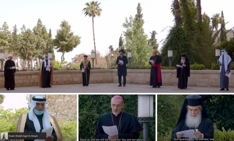 U Jeruzalemu molile sve vjere za konačan kraj pošasti korone