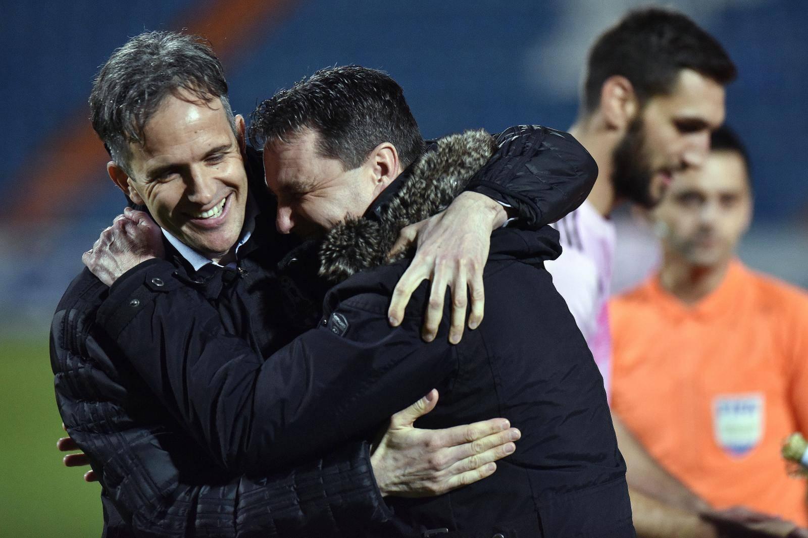 Varaždin: NK Varaždin i NK Lokomotiva sastali se u 23. kolu HT Prve lige