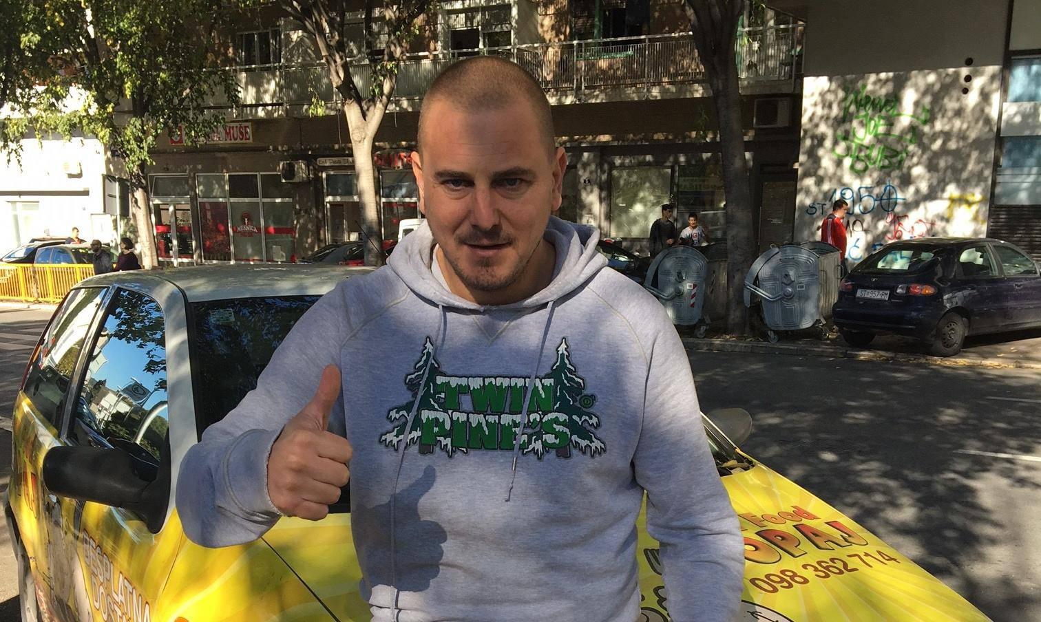 Pobjednik BB-a Žorž dostavlja pizze: Ništa nije sramota raditi