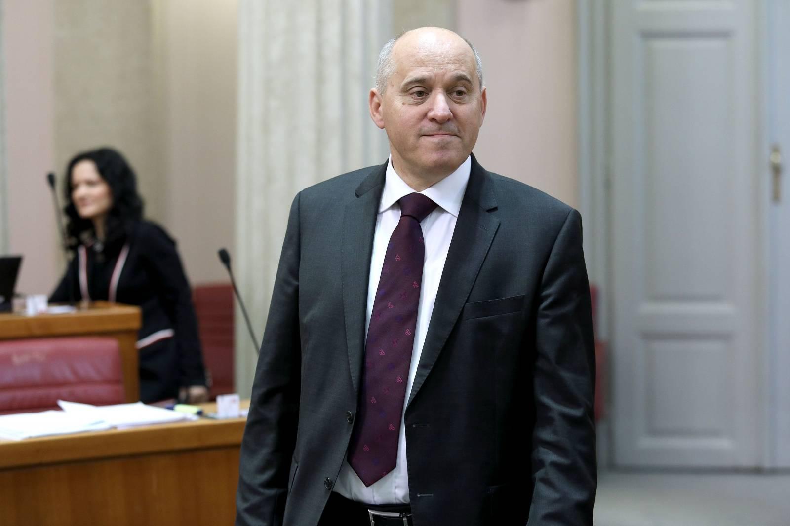 Zagreb: Sabor raspravljao o izmjenama i dopunama Zakona o tržištu nafte i naftnih derivata
