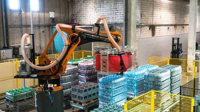 Jamnica investicijom od 3,5 milijuna kuna  dodatno ulaže u robotizaciju poslovnih procesa