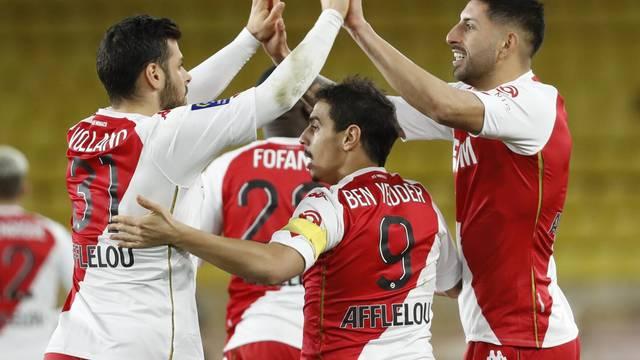 Ligue 1 - AS Monaco v Olympique de Marseille