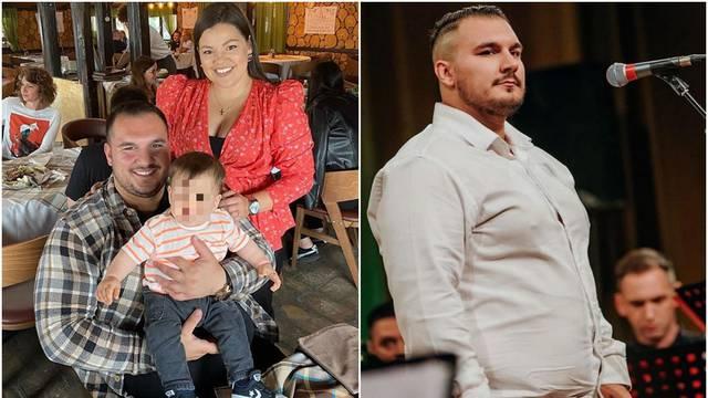 Preminuo srpski pjevač (28), iza sebe ostavio suprugu i sinčića