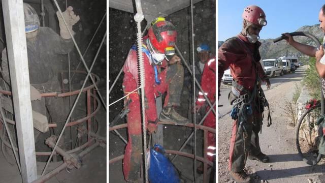 U tunelu užasa: GSS je 2012. spasio radnike hidroelektrane